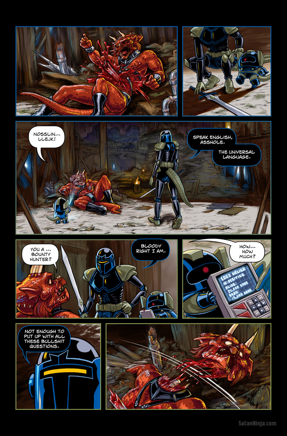 Issue 2, Page 5 - Lord Hreig