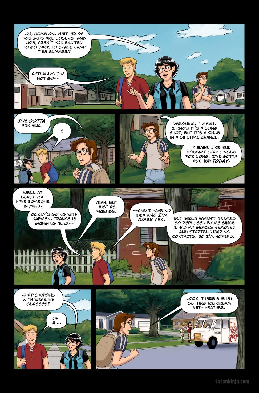 Issue 2, Page 7 - Eddie's Gotta Ask Her!