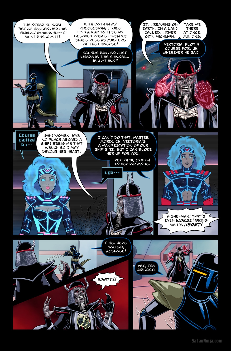 Issue 3, Page 6 - Vektor Mode