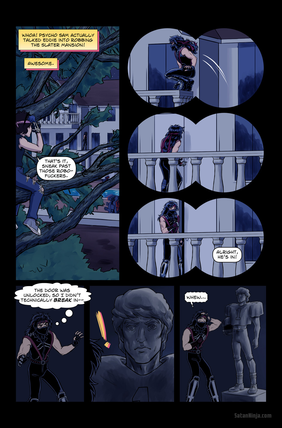 Issue 3, Page 33 - Slater Mansion